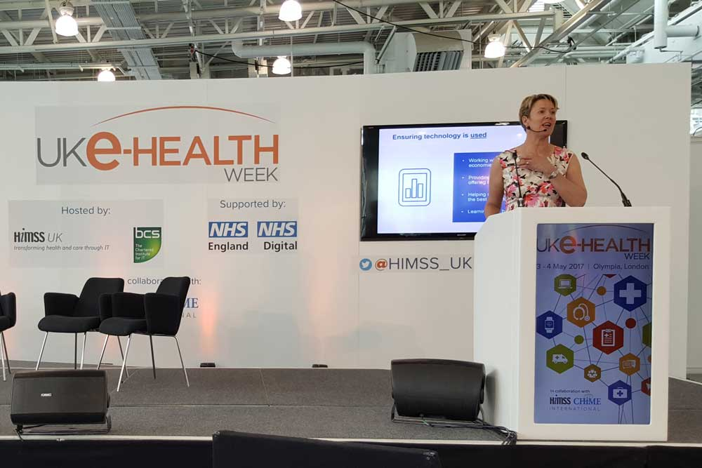 Beverley Bryant, NHS Digital's director of digital transformation, outlines its current programmes at e-Health Week 2017.