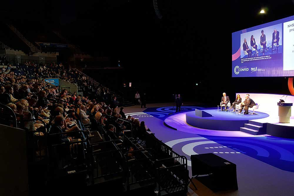 The Brexit panel discusses leaving the EU at Confed17.